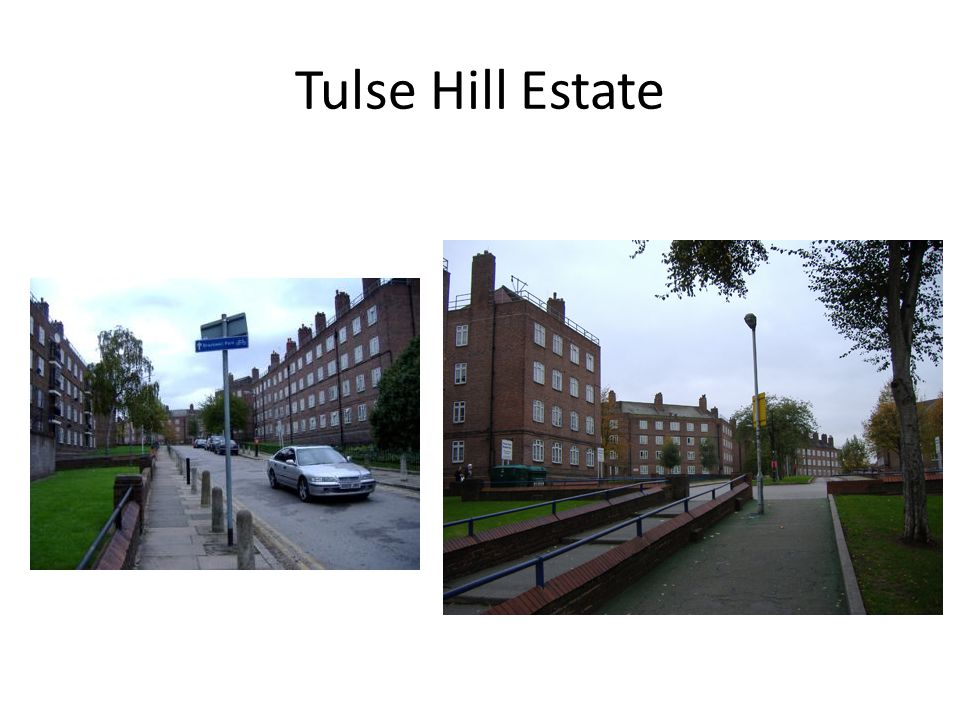 Tulse Hill Estate