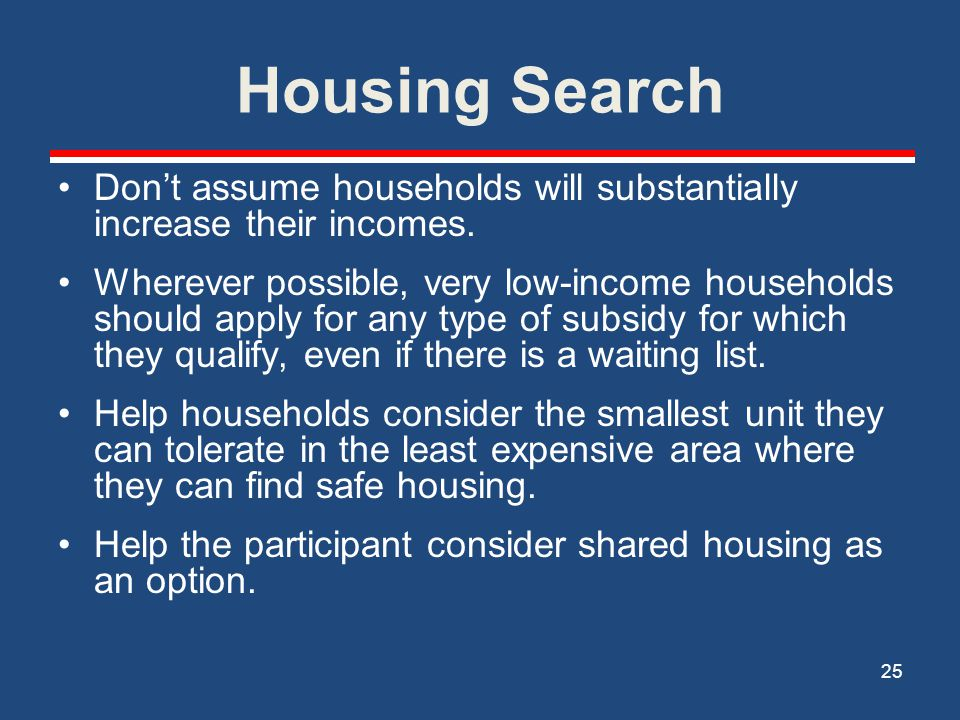 Housing Search—Tenant Screening Barriers are Barriers.