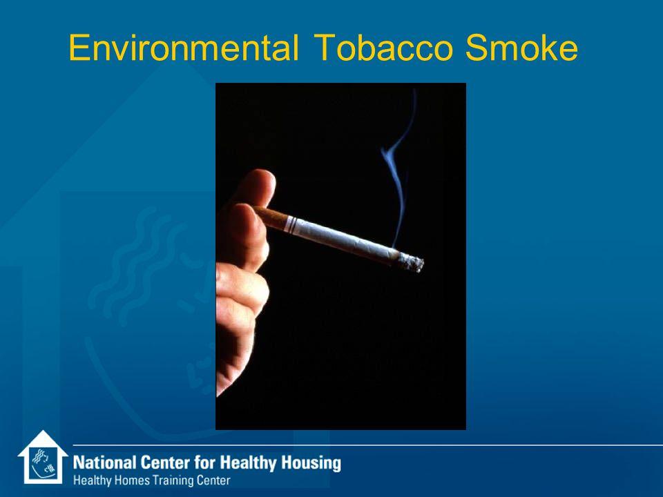 Environmental Tobacco Smoke