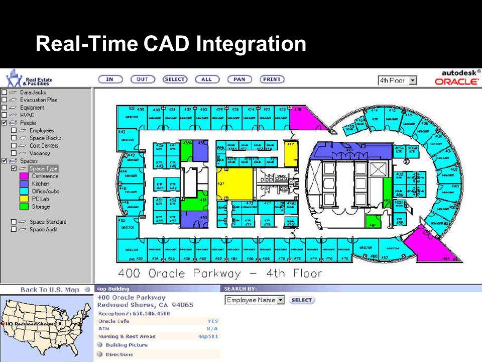Real-Time CAD Integration