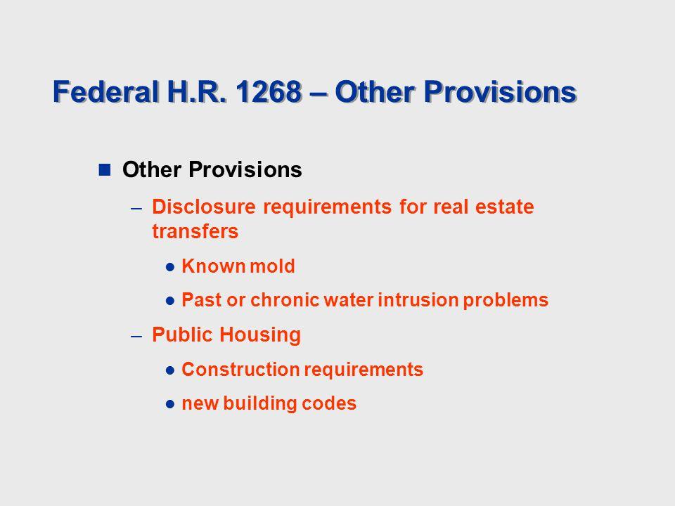 Federal H.R.