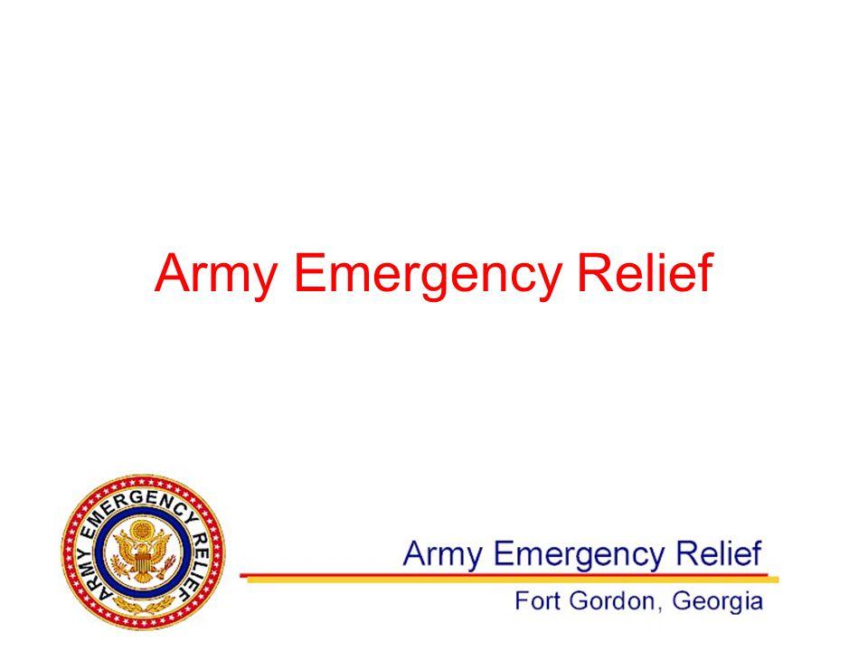 Army Emergency Relief