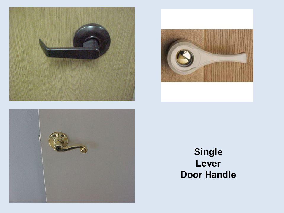 Single Lever Door Handle