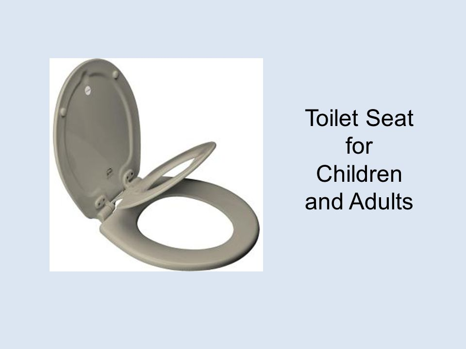 Toilet Seat for Children and Adults