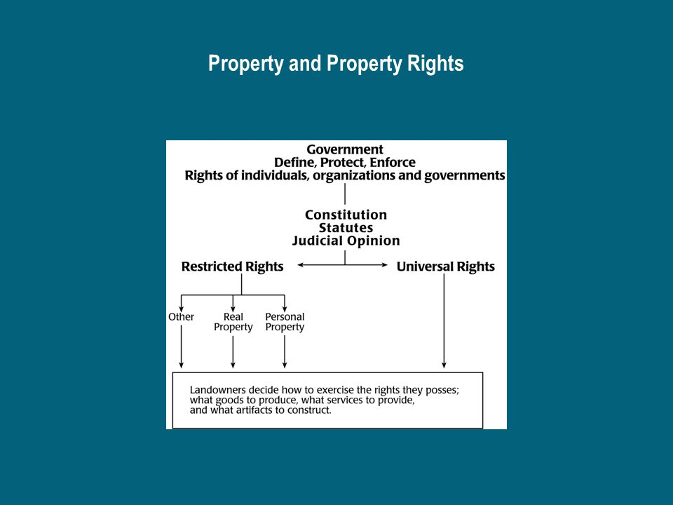 Holding Title By one legal entity – called severalty By several entities
