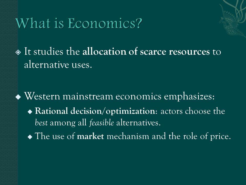 Course: Microeconomics Text: Varian's Intermediate Microeconomics