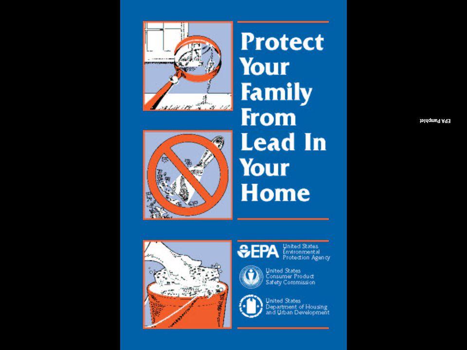 EPA Pamphlet