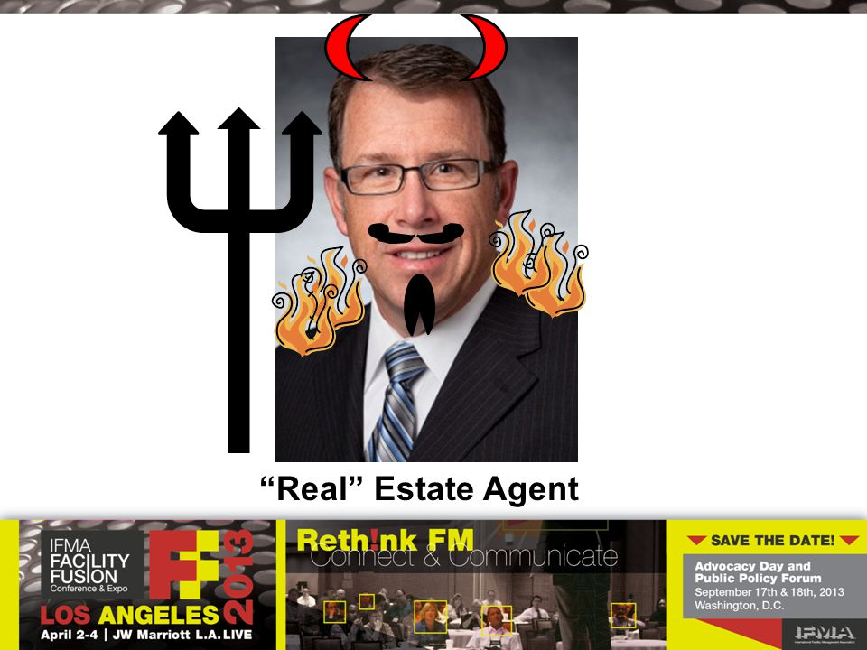 """Real"" Estate Agent"