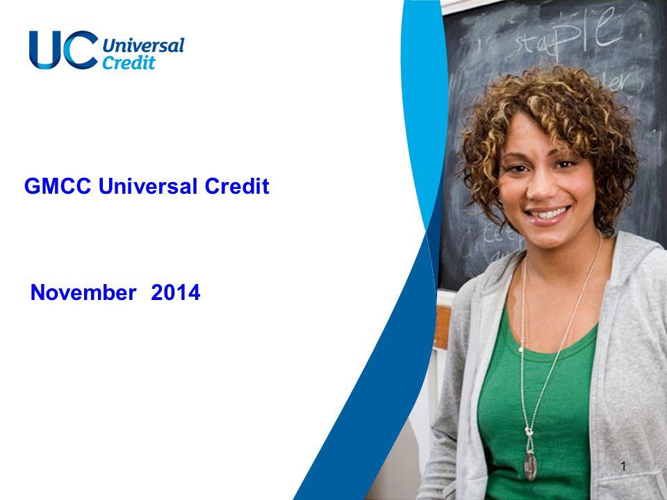 1 GMCC Universal Credit November 2014