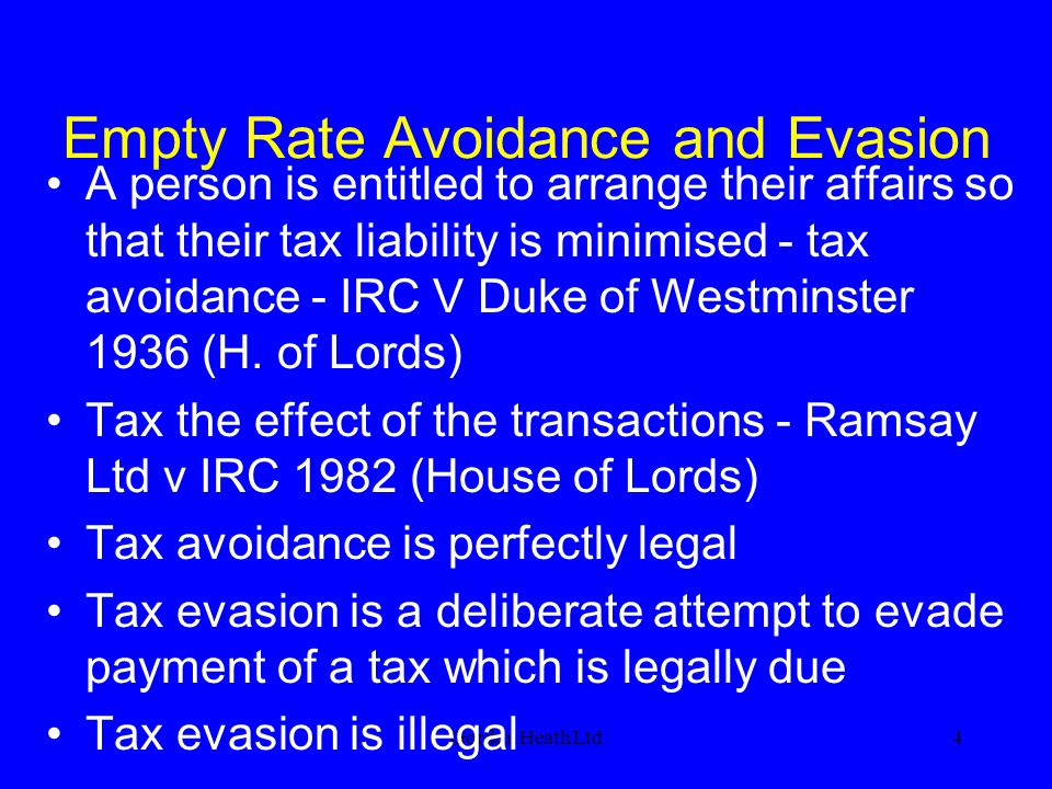 Gordon Heath Ltd25 Letting to a Company in Liquidation The are only peppercorn rents and no rate liability - company remains solvent No creditors to turn the voluntary liquidation into a compulsory liquidation No pressure to disclaim the leases No pressure to complete winding up