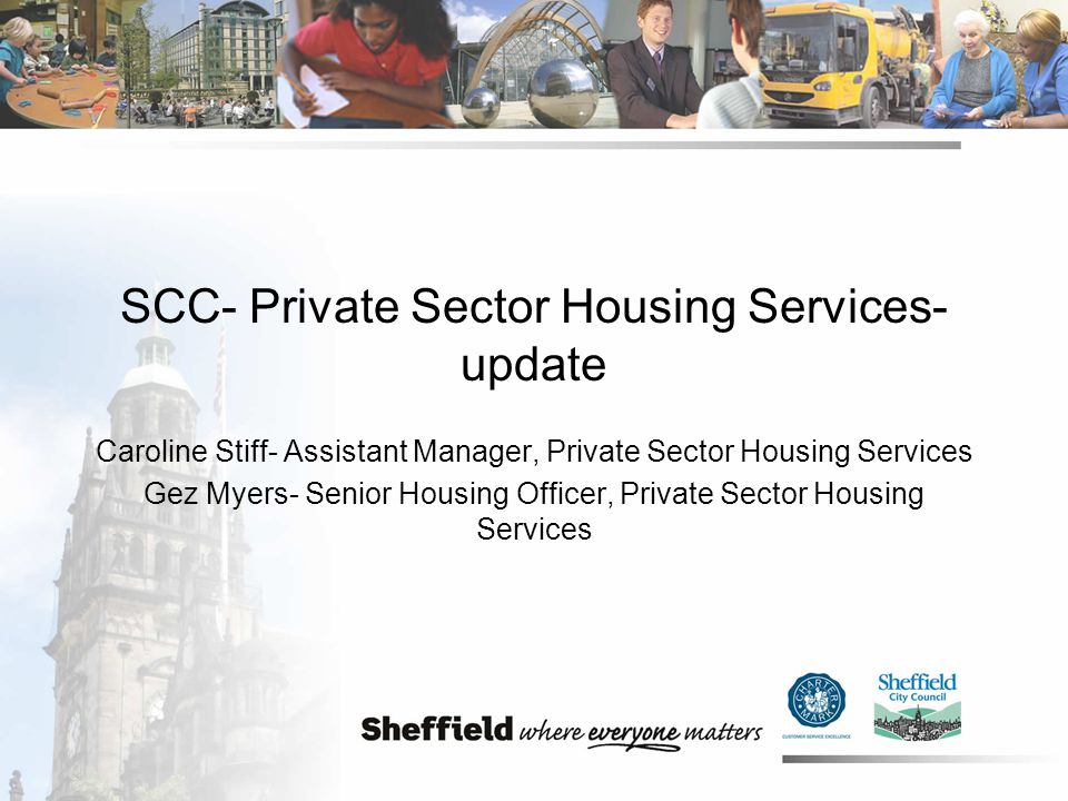 Private Sector Housing- What's new.