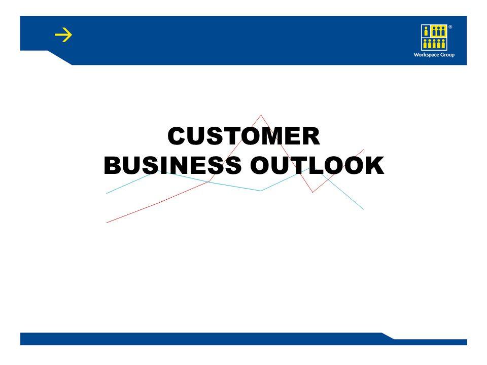 CUSTOMER BUSINESS OUTLOOK