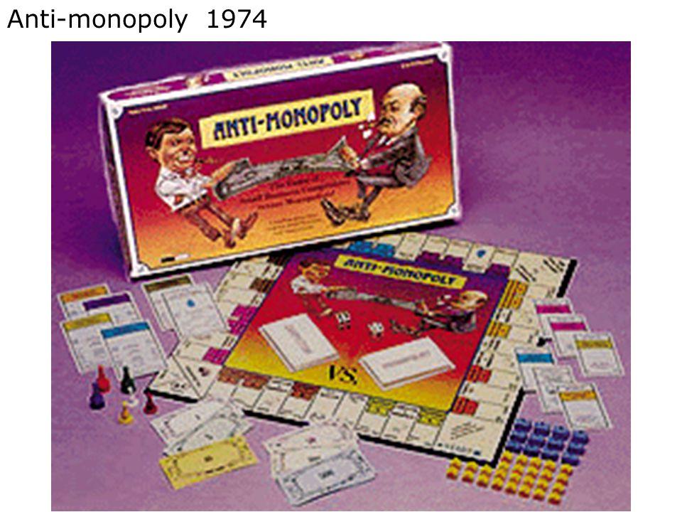 Anti-monopoly 1974