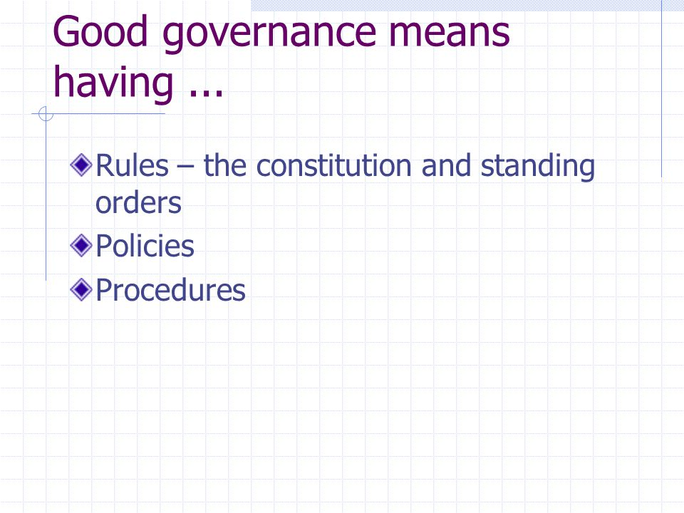 CCH Code of Governance for TMOs www.cch.coop/docs/policies / cch-codegov-tmo.doc