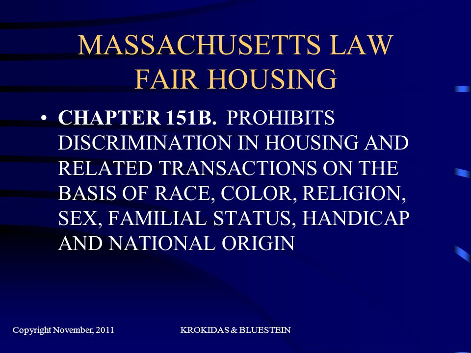 DISCRIMINATORY ADVERTISEMENTS OR STATEMENTS For any person to make print, or publish, or cause to be made, printed, or published any notice, statement or advertisement, with respect to the sale or rental of multiple dwelling, contiguously located, publicly assisted or other covered housing accommodations that indicates any preference, limitation, or discrimination based on race, color, religion, sex, sexual orientation which shall not include persons whose sexual orientation involves minor children as the sex object, national origin, genetic information, ancestry, children, marital status, public assistance recipiency, or handicap or an intention to make any such preference, limitation or discrimination except where otherwise legally permitted.