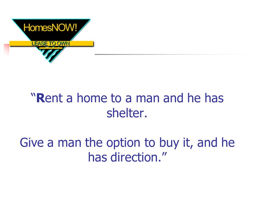 Market of Buyers You are marketing your home not only to buyers, but also to renters and investors.