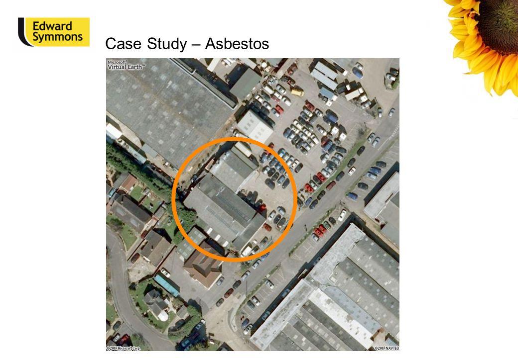 Case Study – Asbestos