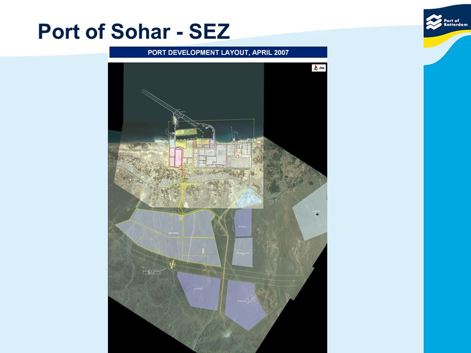 Port of Sohar - SEZ
