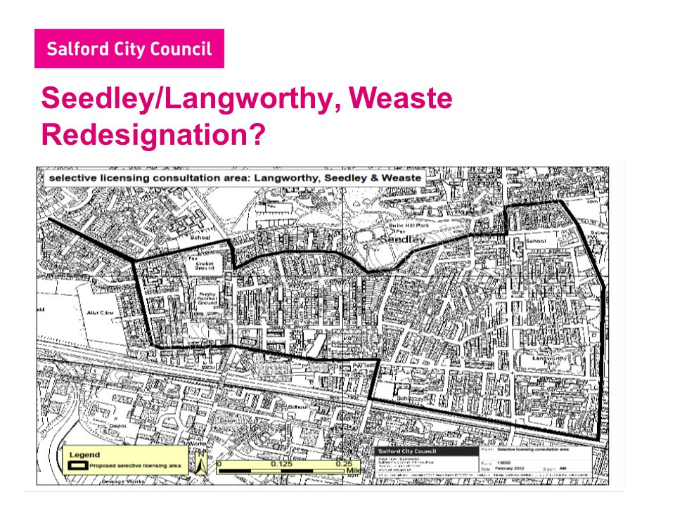 Seedley/Langworthy, Weaste Redesignation?