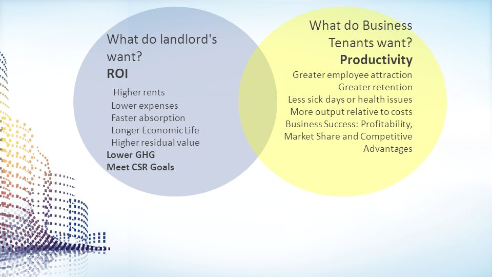 What do landlord s want.