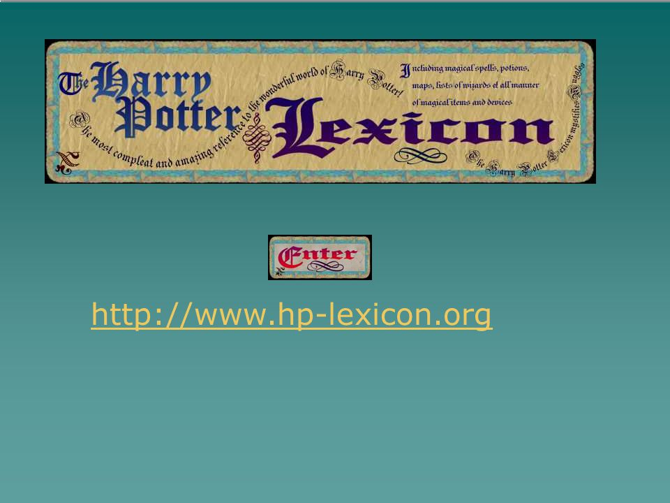 http://www.hp-lexicon.org