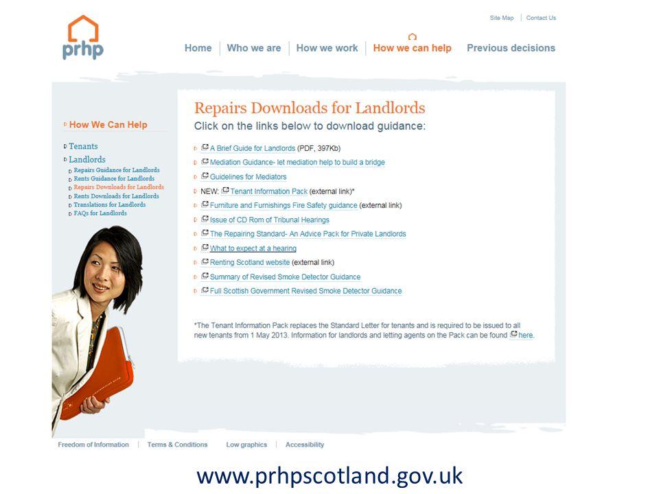 www.prhpscotland.gov.uk