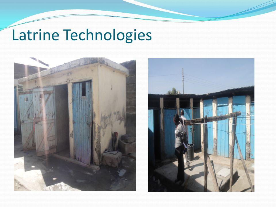 Latrine Technologies