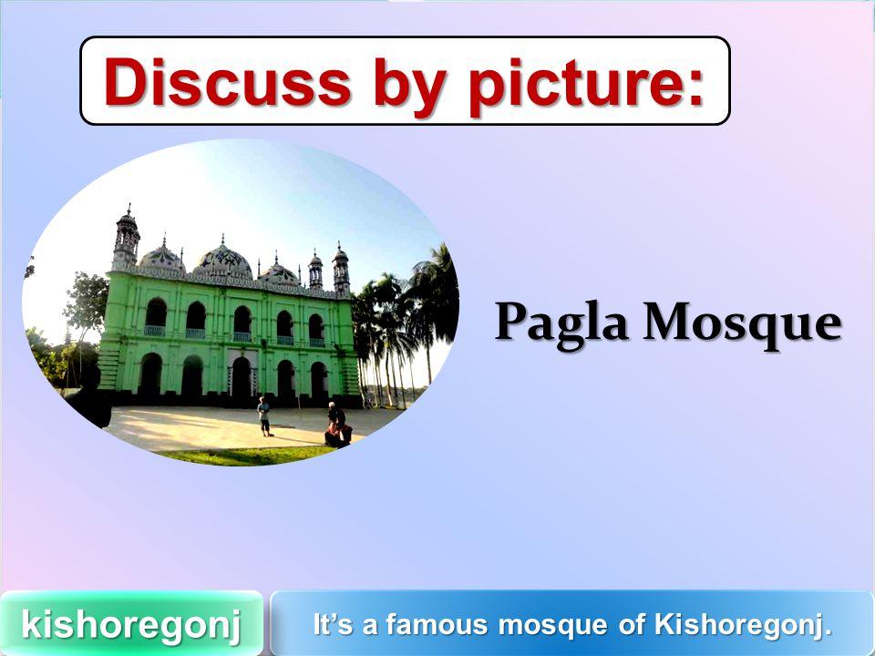 Pagla Mosque It's a famous mosque of Kishoregonj. kishoregonjkishoregonj