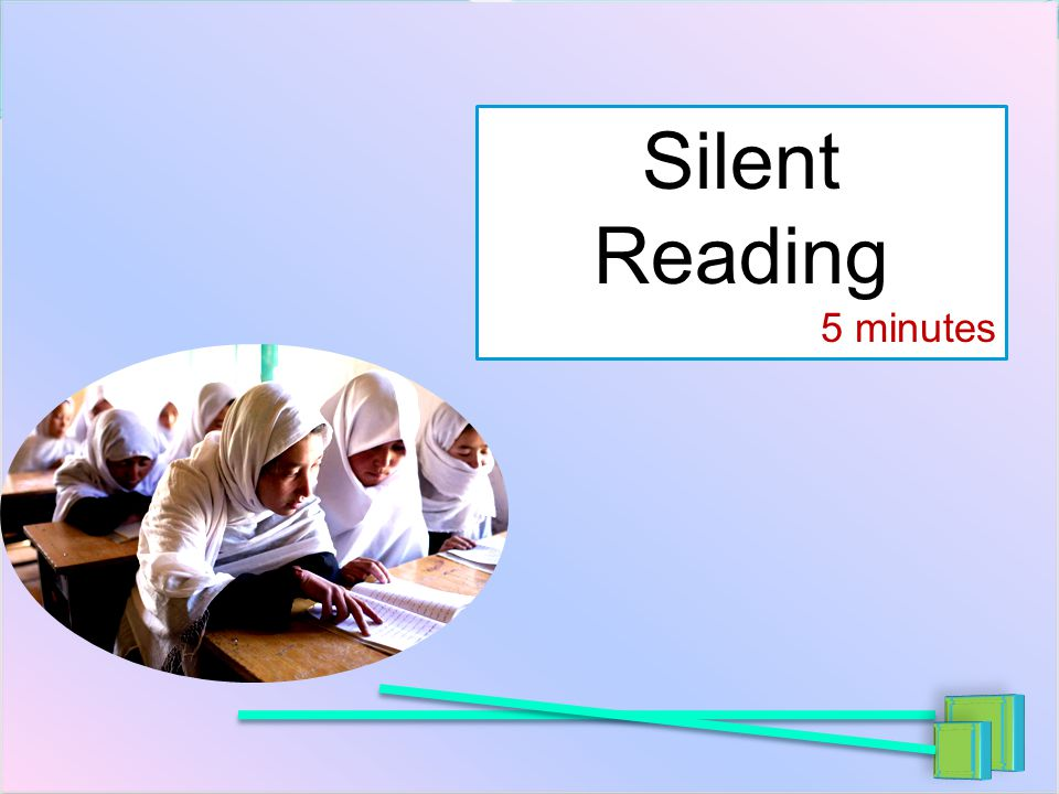 Silent Reading 5 minutes