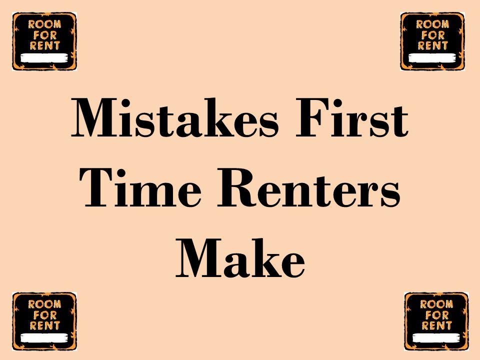Rental Insurance Scenarios