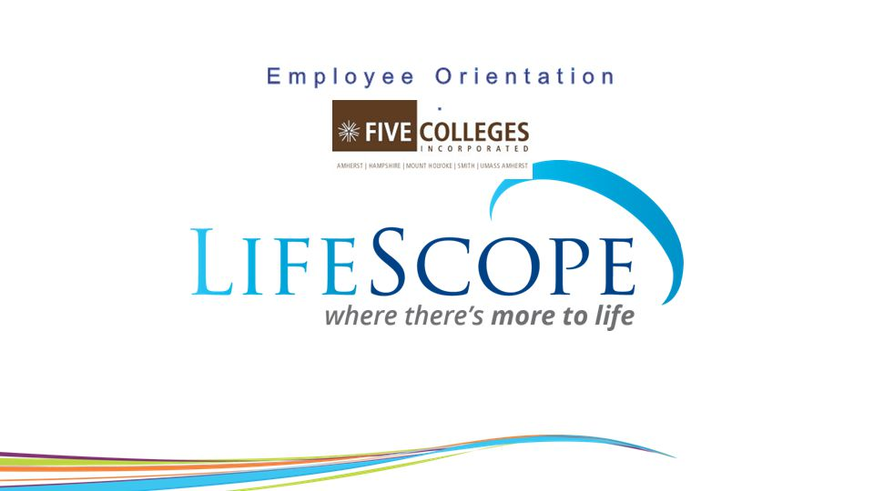 LifeScope: HIGHLIGHTS Website includes articles, tips, searchable database and discount center Strictly confidential A holistic life service that has something for everyone 24 hours a day, 7 days a week, 365 days a year One toll-free access point: 800-828-6025 All calls answered by master's level counselor Employees, household and family members covered