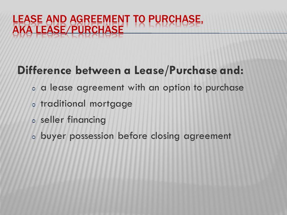 o Compensation o Real estate brokerage o For others