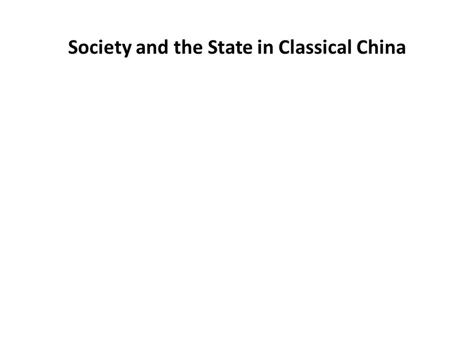 Comparison: In comparison to classical era China and India, in classical Greece and Rome a.