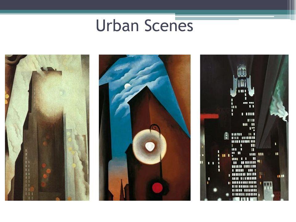 Urban Scenes