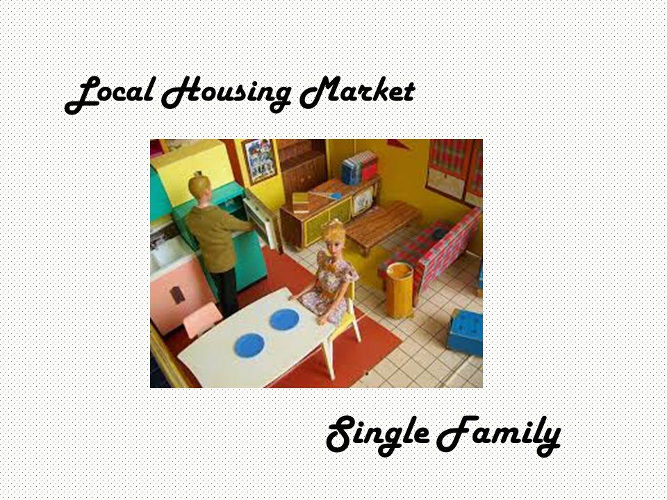 Local Housing Market Single Family