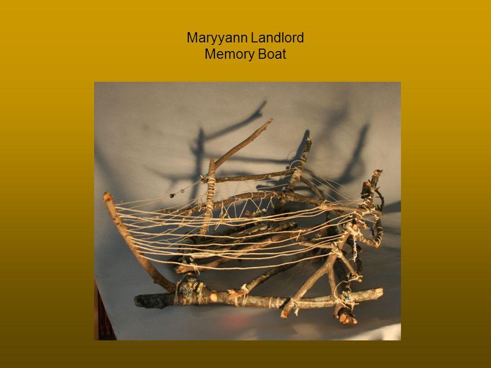 Maryyann Landlord Memory Boat