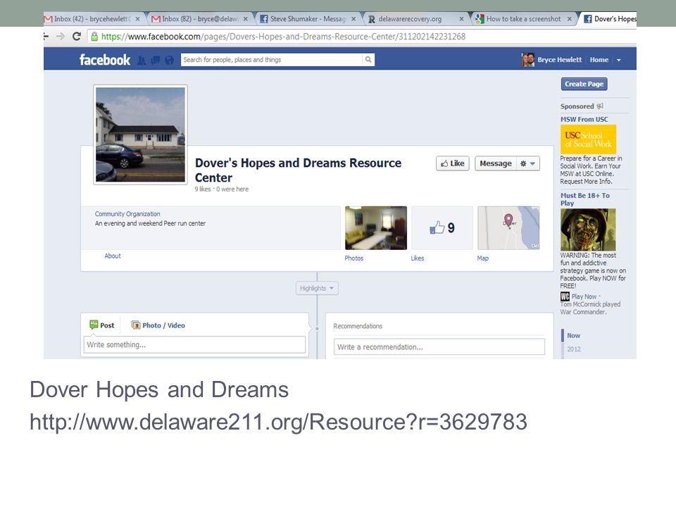 Dover Hopes and Dreams http://www.delaware211.org/Resource?r=3629783