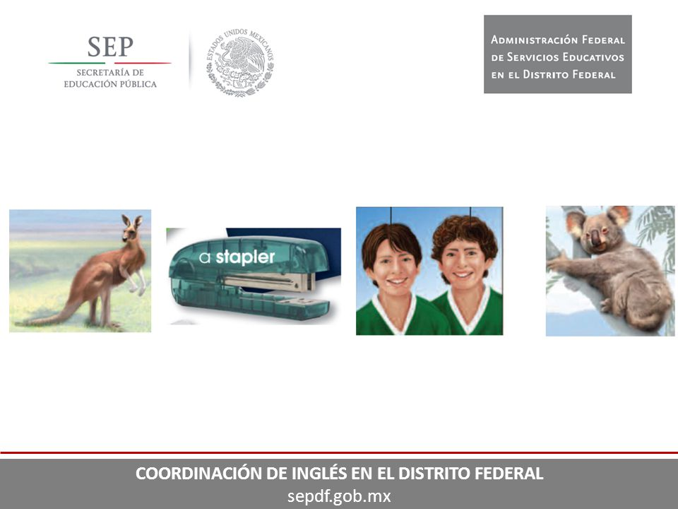 Characteristics -Meaning -Links previous and new knowledge -Creative and active -Appropriate challenge -Opportunities for personalization COORDINACIÓN DE INGLÉS EN EL DISTRITO FEDERAL sepdf.gob.mx