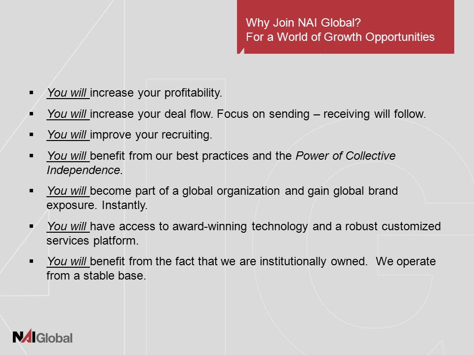 Questions? ? ? ? help@naiglobal.com Questions?
