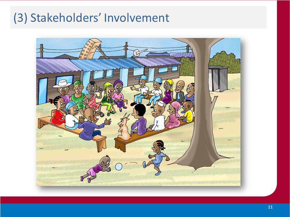 (3) Stakeholders' Involvement 11