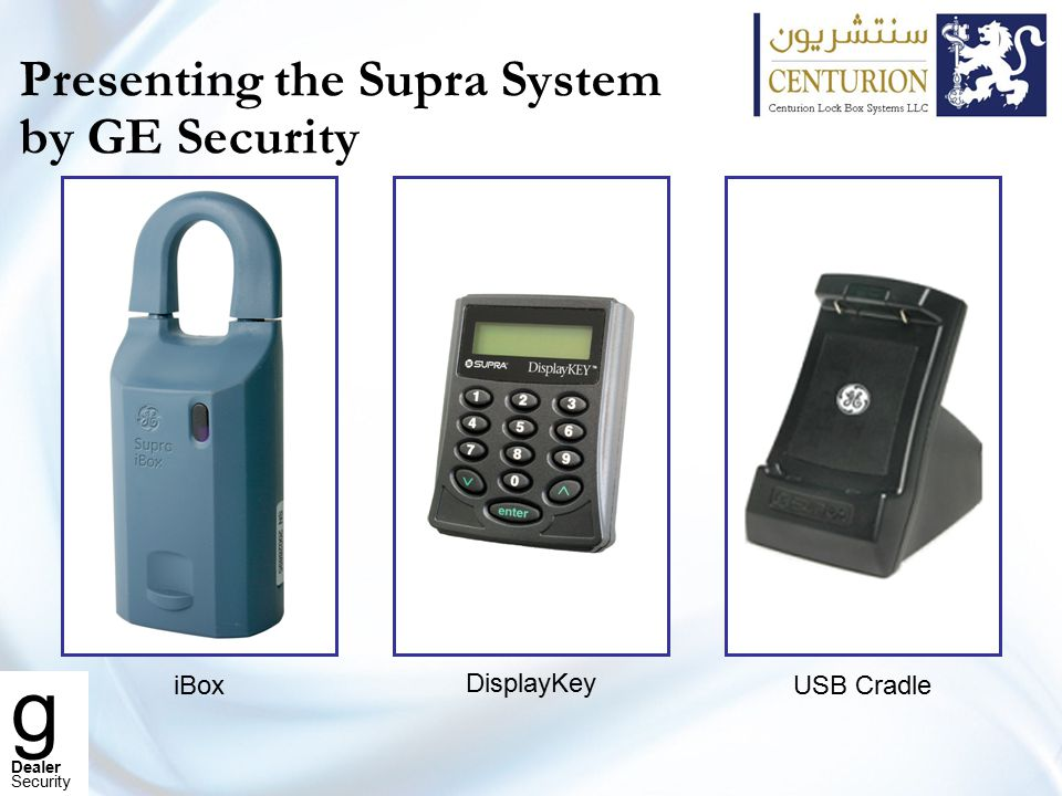 g Dealer Security 518 Associations / MLS's Over 3,000,000 iBoxes Over 25,000,000 Keyboxes.
