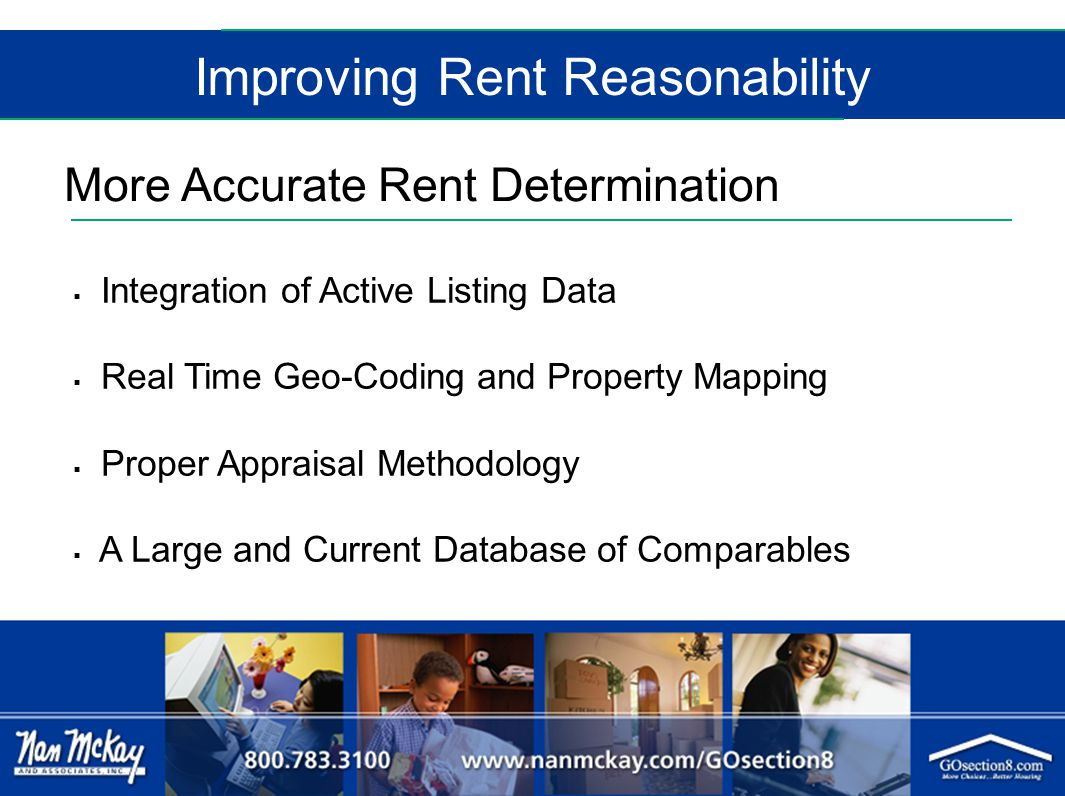  Integration of Active Listing Data  Real Time Geo-Coding and Property Mapping  Proper Appraisal Methodology  A Large and Current Database of Comp