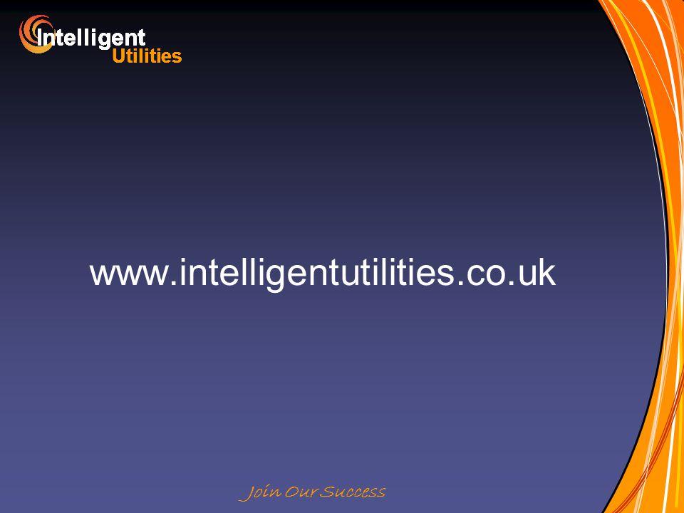 Intelligent Utilities Intelligent Utilities Intelligent Utilities Intelligent Utilities Intelligent Utilities Intelligent Utilities Intelligent Utilities Intelligent Utilities Intelligent Join Our Success www.intelligentutilities.co.uk