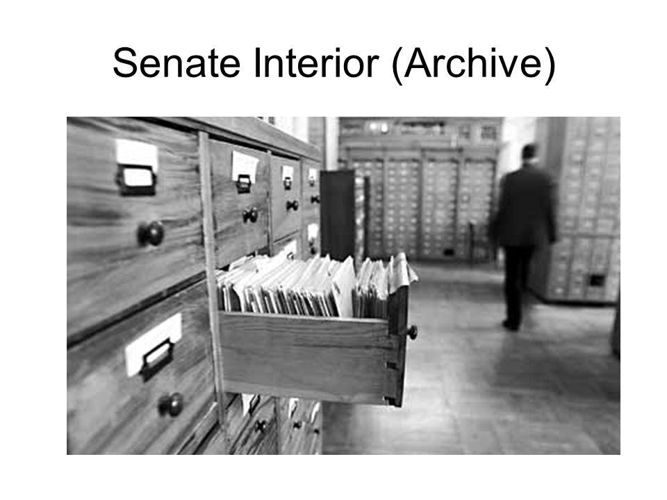 Senate Interior (Archive)
