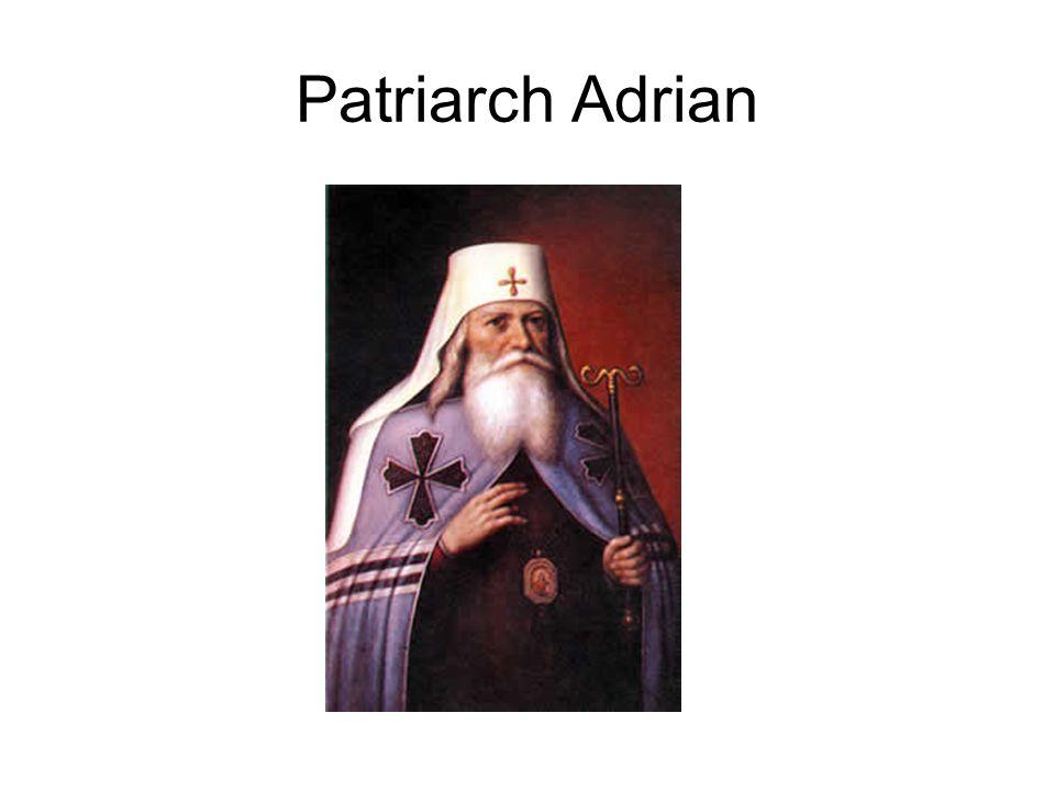 Patriarch Adrian
