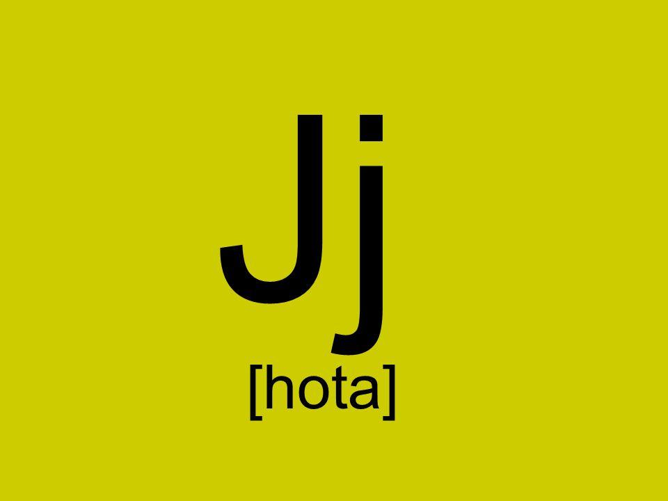 Jj [hota]