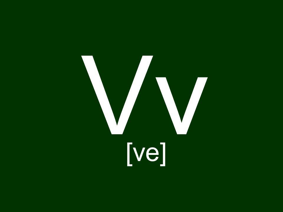 Vv [ve]