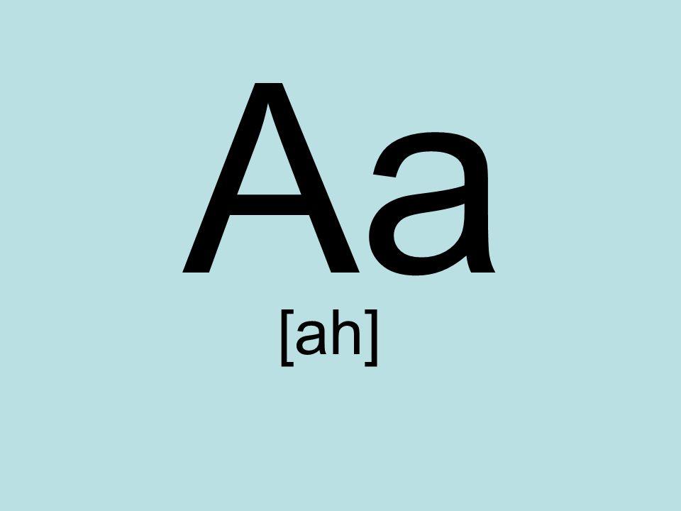 Aa [ah]