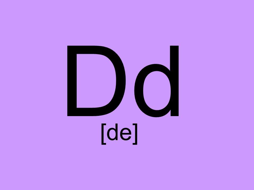 Dd [de]