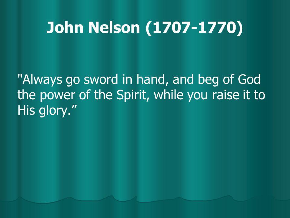 John Nelson (1707-1770)